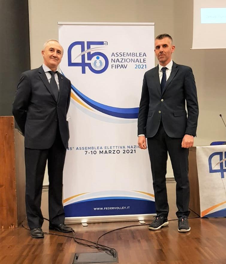 Gianni Panzarasa e Stefano Negrini